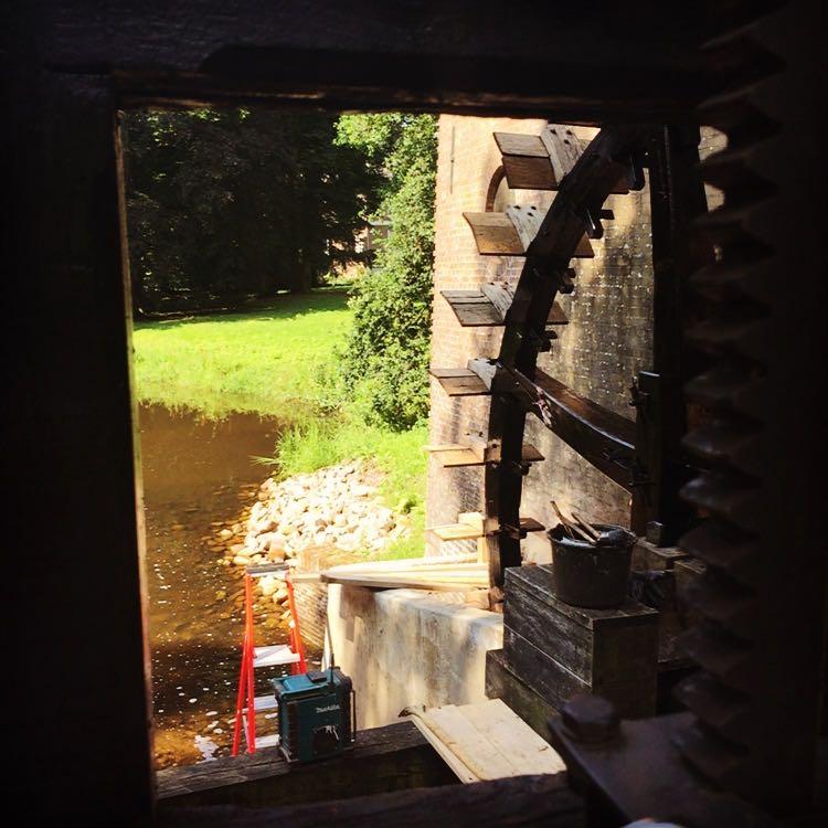 kastelenroute vorden: watermolen Hackfort - Dag 51 041