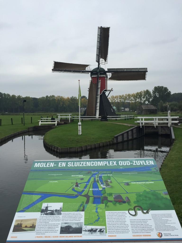 Fietsroute Utrecht: Molenroute