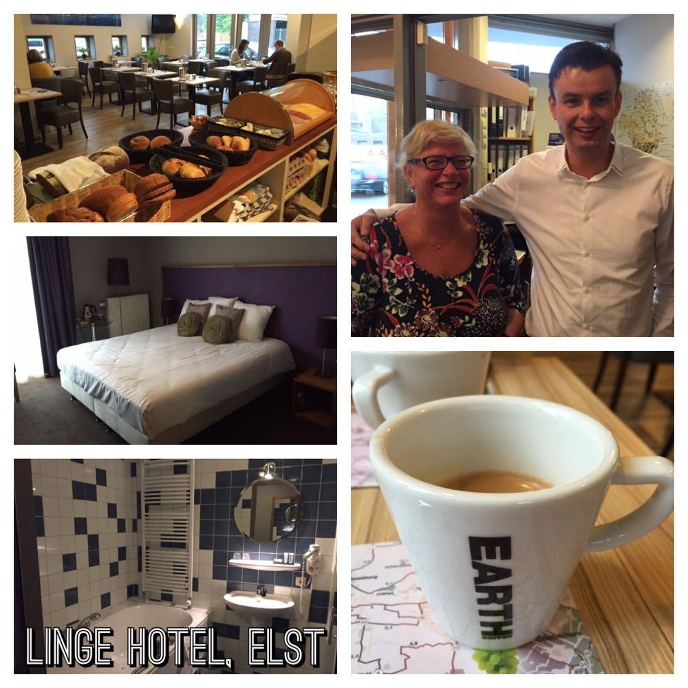 80 Linge Hotel Elst