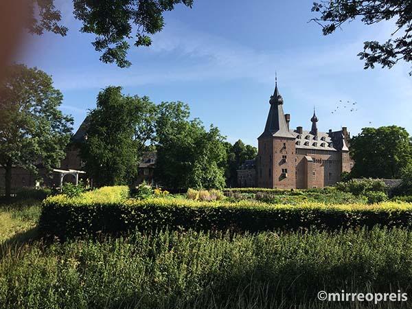 Kasteel Doorwerth tuin