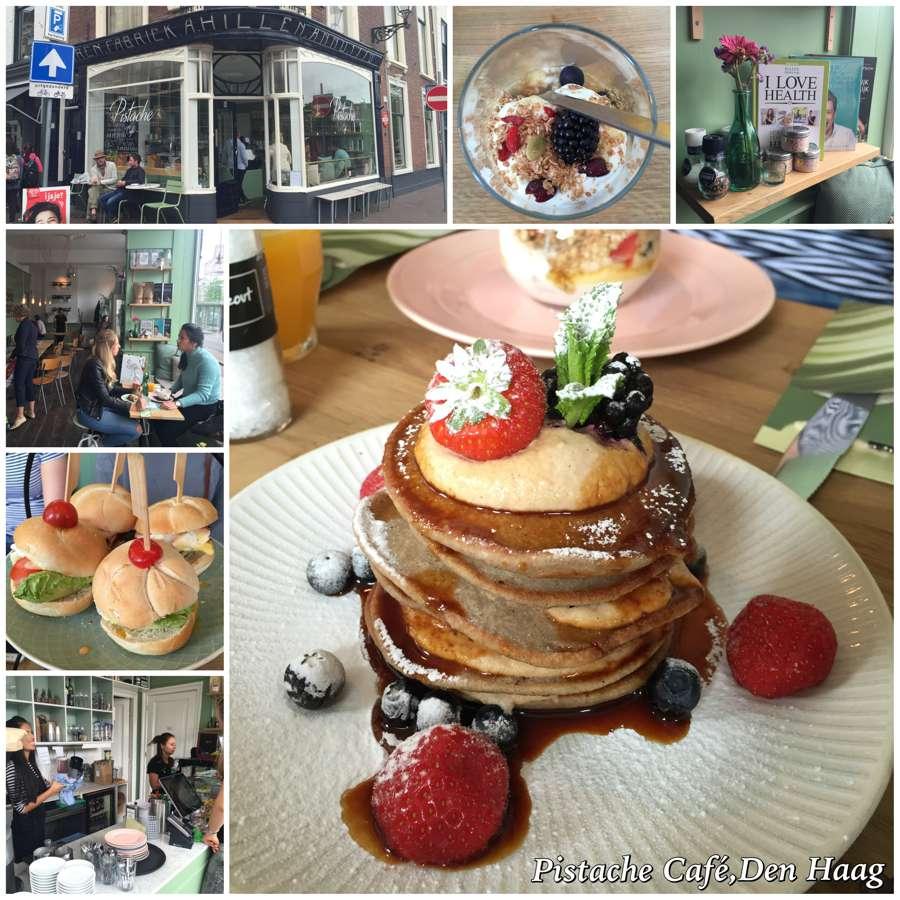 Collage-Pistache-café-Den-Haag