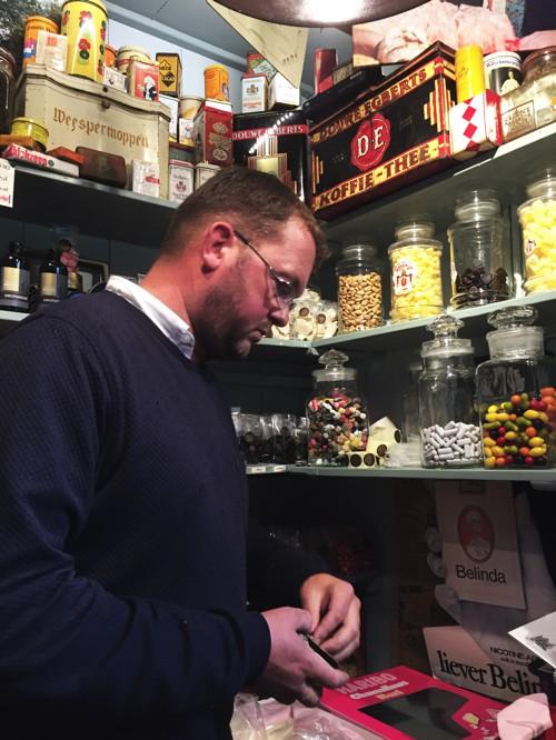 kleinste winkeltje van nederland
