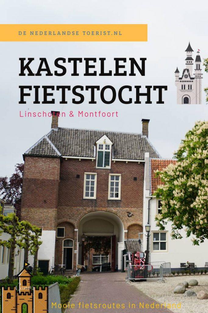 Mooie fietsroute door het Groene Hart, door oude stadjes met stadsmuren en kastelen. De video en routebeschrijving vind je op https://www.denederlandsetoerist.nl/kastelen-fietsroute-groene-hart/