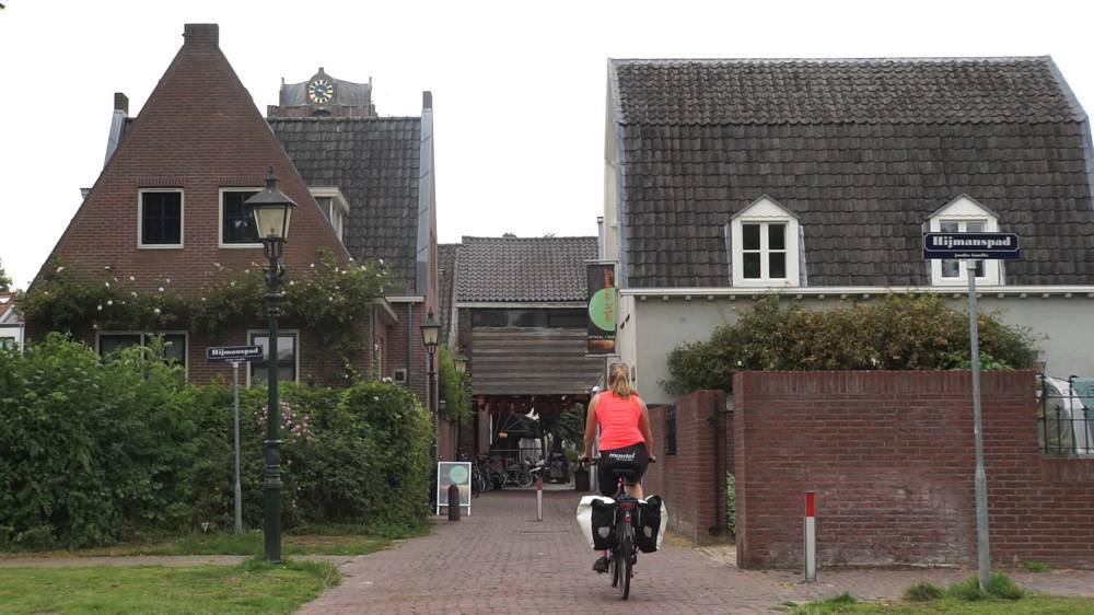 Op de fiets naar Wijk bij Duurstede