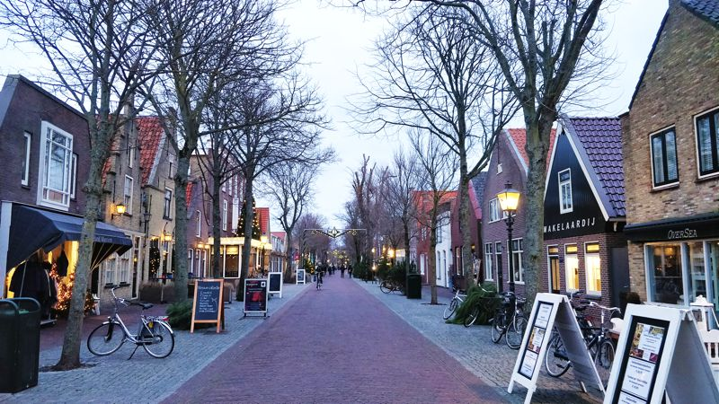 Vlieland-Dorpsstraat