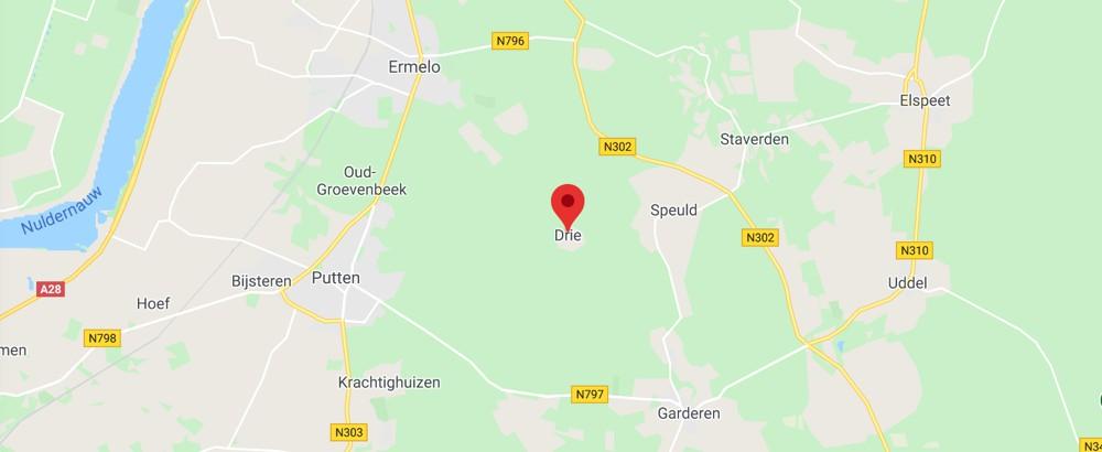 Speulderbos-en-Sprielderbos-locatie