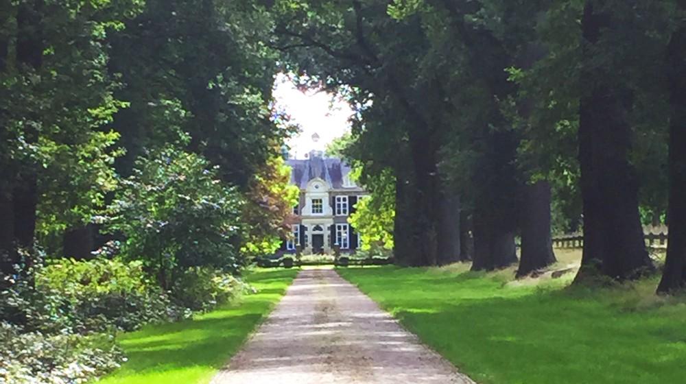8 kastelen route vorden: Kasteel Het Onstein. Dag 68 068