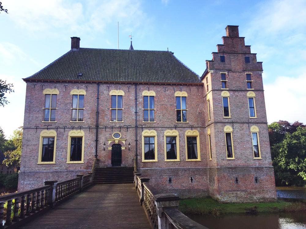 Achtkastelenroute Vorden: kasteel-Vorden