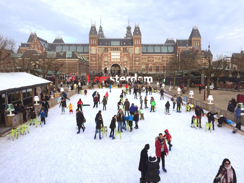 ICE-Amsterdam