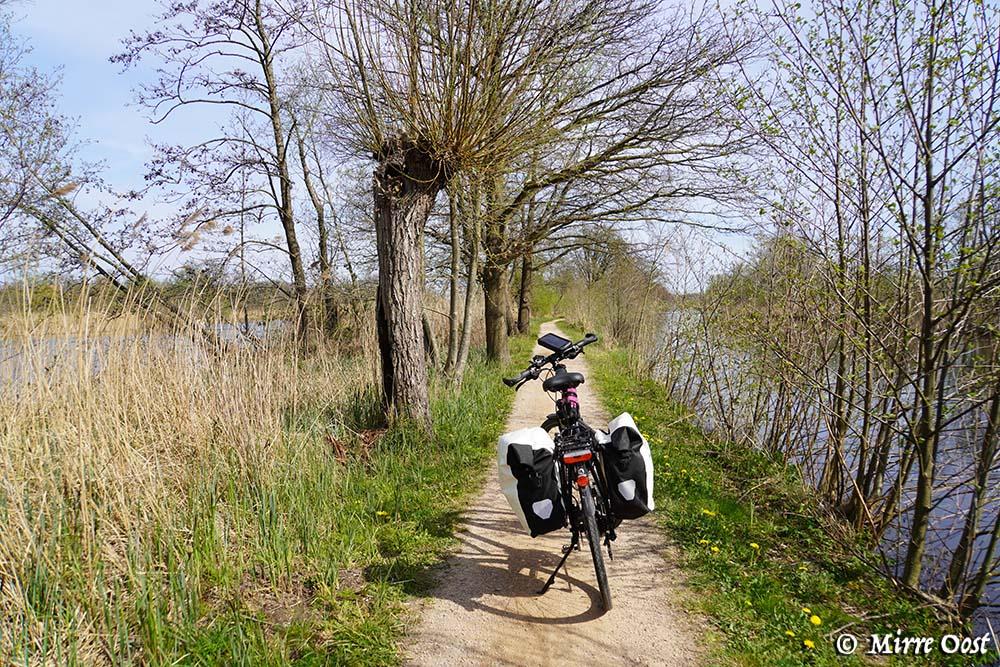 Rondje Naardermeer fietsroute 109