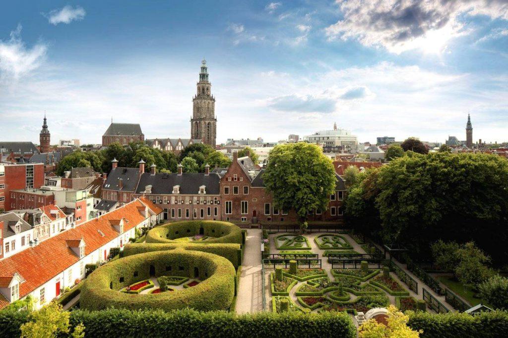 Martinitoren-Groningen