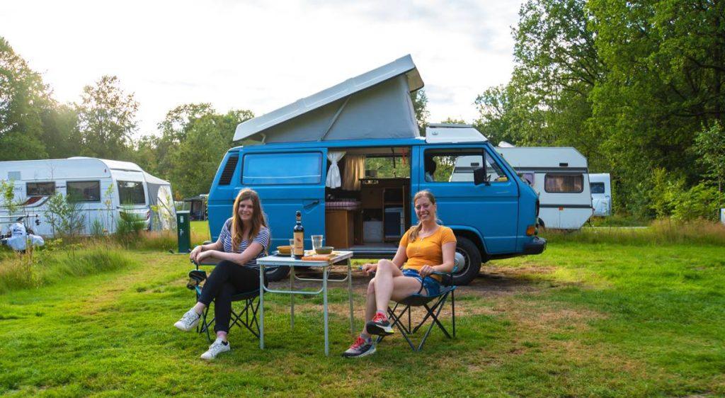Camper route Nederland: Boscamping-Appelscha