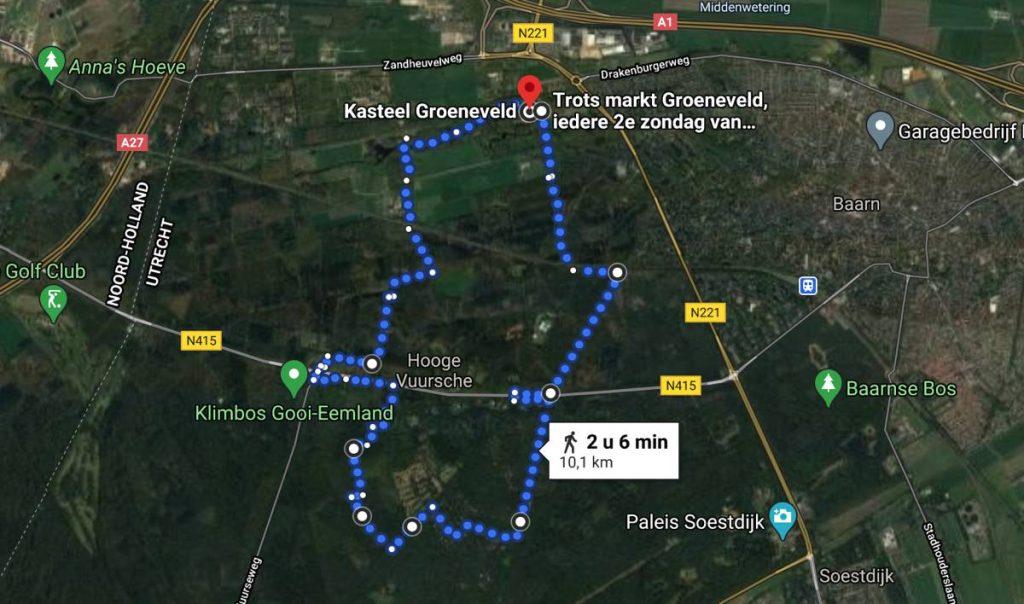 Wandelen-kasteel-Groeneveld