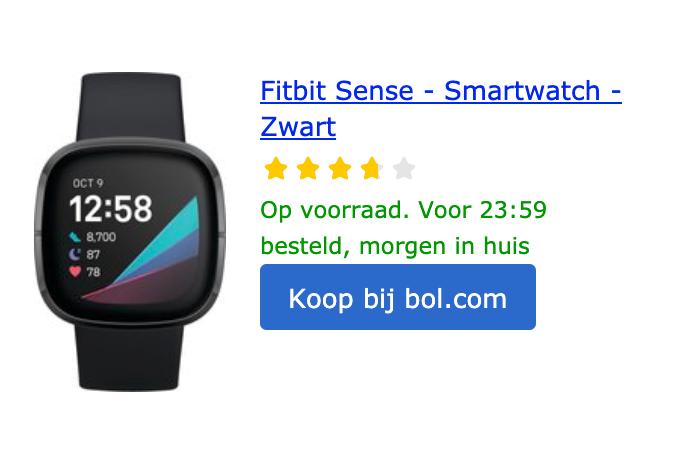 Fitbit-Sense-Smartwatch-zwart