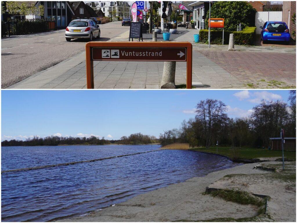 Vuntus-strand-Loosdrecht